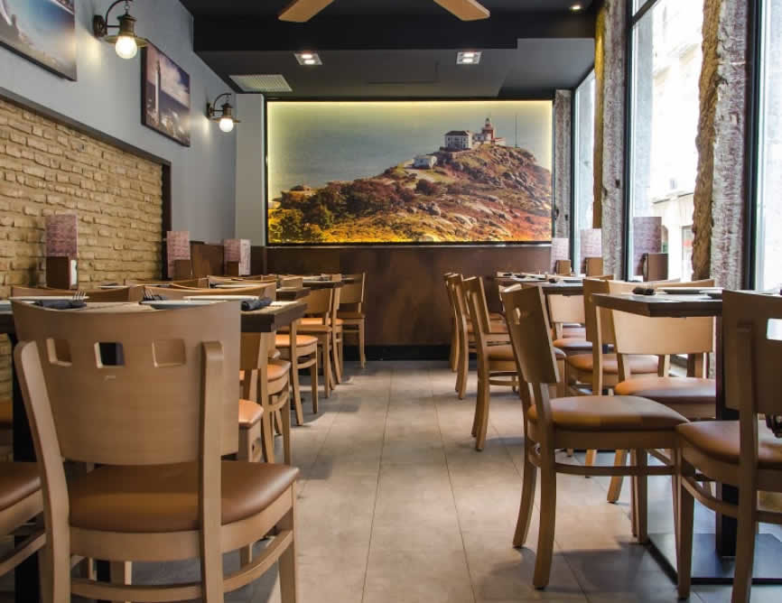 Restaurante - Barra