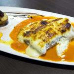 Bacalao salsa alioli