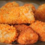 Fingers de pollo en Mesón Botafumeiro